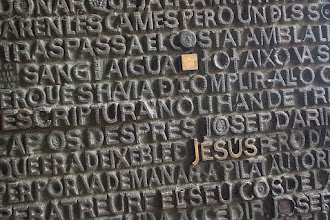 Photo: Sagrada Familia Door