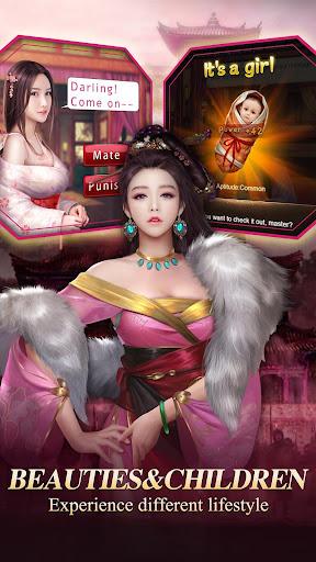 Emperor and Beauties 4.4 screenshots 3