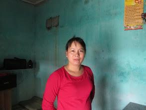 """Photo: """"Ms.Vũ Thị Thủy 1. Số hiệu(ID member): 15031986 2. Tuổi(Age): 35 3. Địa chỉ(Address): Cụm 26 - Thôn Bảo Chúc - TT Hợp Hòa,Tam Duong District, Vinh Phuc province, Vietnam. 4. Thông tin gia đình(Household's information): Gia đình TV có 4 khẩu, 02 lao động chính, TV vay vốn làm máy xay sát, chăn nuôi vịt, chồng TV lái xe (Member's family has 04 people, 02 main labors, borrowed capital is for manufacturing milling machine, breeding ducks and chickens) 5. Ngày vay(Date of loan): 19-03-2015 6. Mức vay(Loan size): 9.000.000 7. Mục đích vay(Loan purpose): Chăn nuôi/livestock farming"""""""