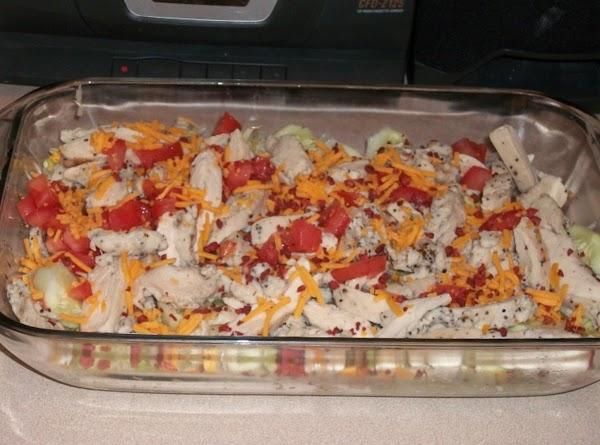 Grilled Chicken Salad Recipe