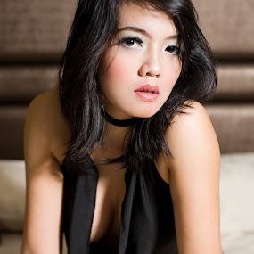 #Fie14 by Nino Collino - People Portraits of Women ( models, sexy, woman, beauty, portrait, gary fong, self portrait, selfie )