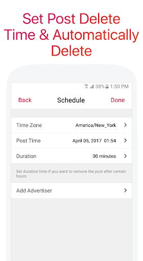 Apphi - Schedule Posts for Instagram 2.4.4 screenshots 6