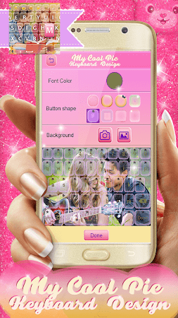 My Cool Pic Keyboard Design 2.0 screenshot 2059727