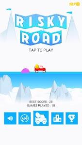 Risky Road v2.0 Mod Money