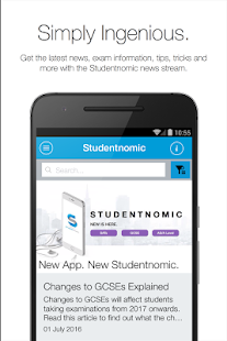 Studentnomic- screenshot thumbnail