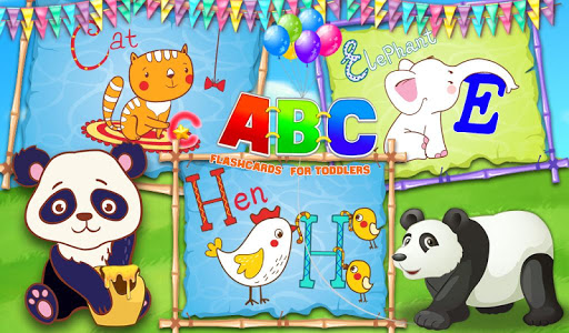 ABC Flashcards For Toddlers v1.0.0