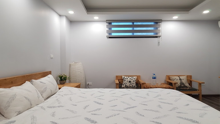 Cheap studio apartment in Tay Ho street, Tay Ho district for rent