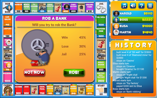 CrazyPoly - Business Dice Game  screenshots 6