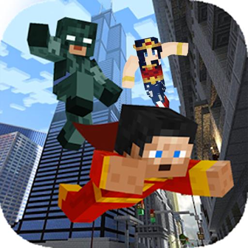 Superhero: Cube City Justice