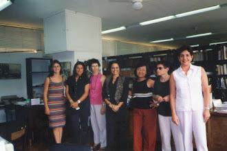Photo: Conhecendo a Biblioteca