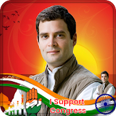 Congress Profile Maker | Congress DP Maker