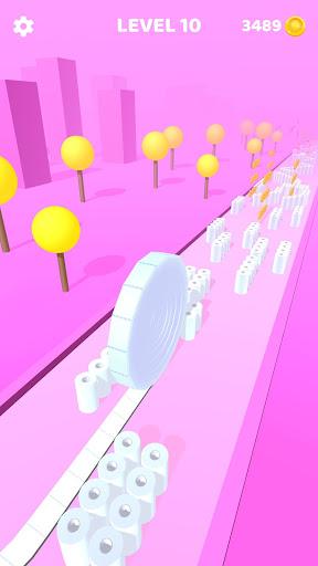 Paper Line - Toilet paper game  screenshots 4
