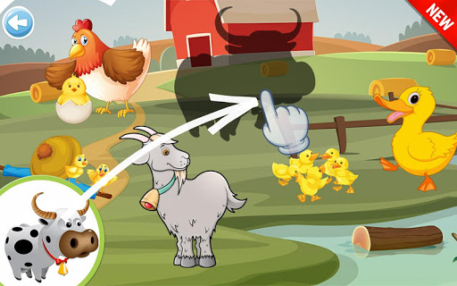 Animals Puzzle for Kids  screenshots 3