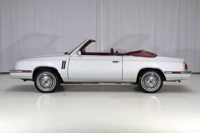 1985 Dodge 600 Hire Los Angeles