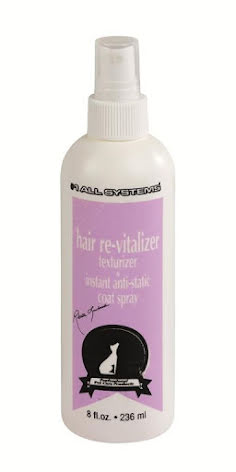 1 All Systems Hair re-vitalizer & instant anti-static coat spray 355 ml