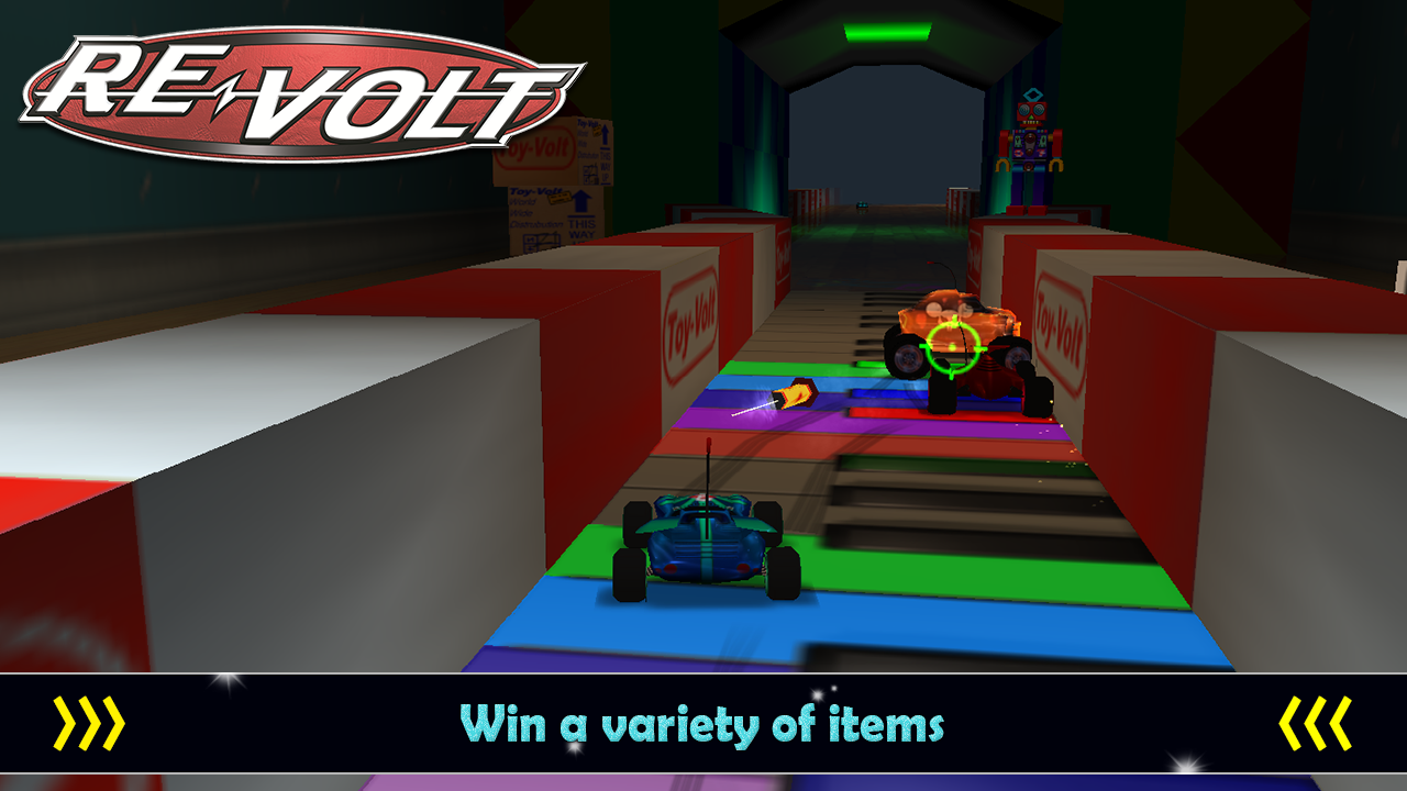 RE-VOLT Classic - 3D Racing- screenshot