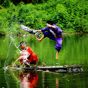 Pencak Silat  by Henry Adam - Sports & Fitness Other Sports