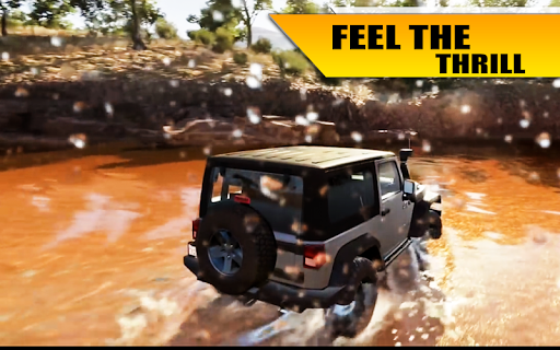 4x4 Suv Offroad extreme Jeep Game screenshots 2