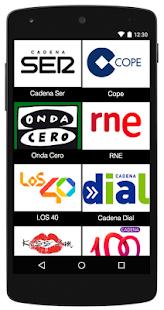 Radios de España FM - náhled