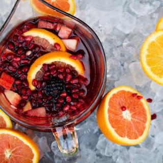 Sangria, Five Fruits Recipe