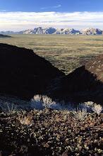 Photo: Sierra Pinta, Cabeza Prieta Wilderness and Wildlife Refuge, Arizona