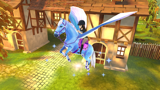 Horse Riding Tales - Ride With Friends apkpoly screenshots 7