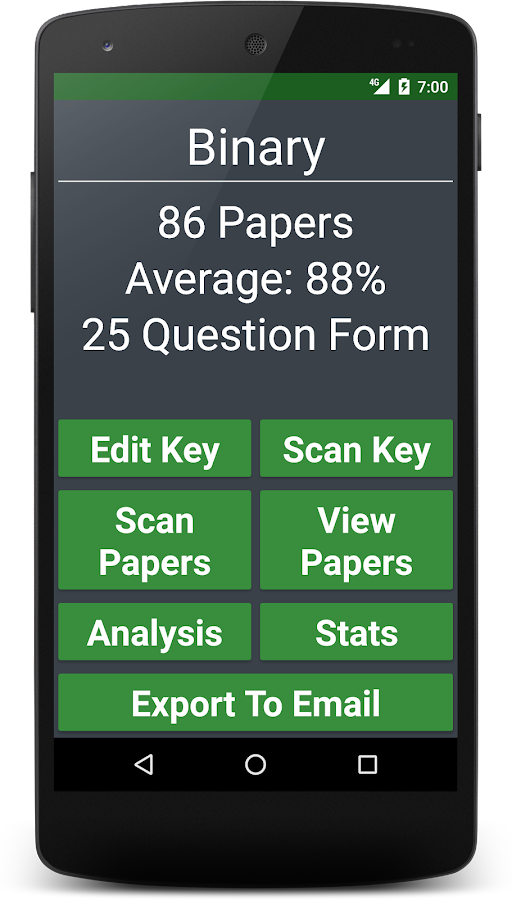GradeSmart- screenshot