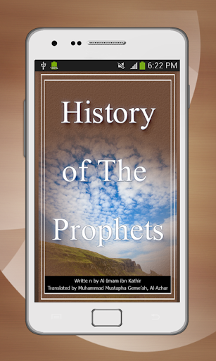 History of prophets