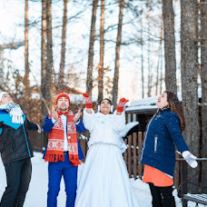 Wedding photographer Natalya Mikryukova (natalisis1). Photo of 01.01.2017
