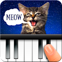 Chat Piano. Sons-Musique icon