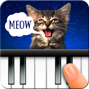 Cat Piano. Sounds-Music for PC and MAC
