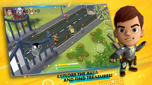 Treasure Wars filehippodl screenshot 3