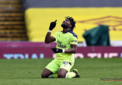 🎥 Le superbe but en solitaire d'Allan Saint-Maximin contre Burnley