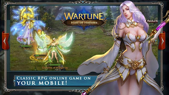 Wartune: Hall of Heroes Screenshot 11