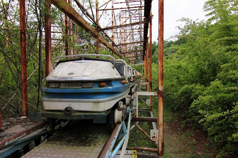 Il vecchio trenino abbandonato di cberetta