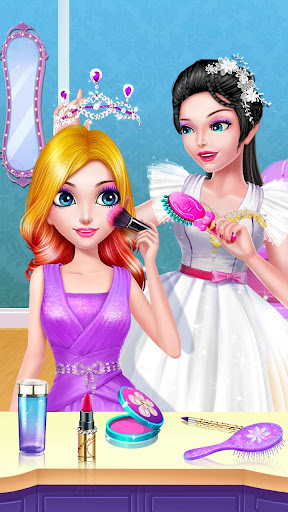 ud83dudc60ud83dudc84Princess Beauty Salon - Birthday Party Makeup apkpoly screenshots 2