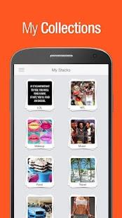 MyFvs: Follow Your Favs- screenshot thumbnail