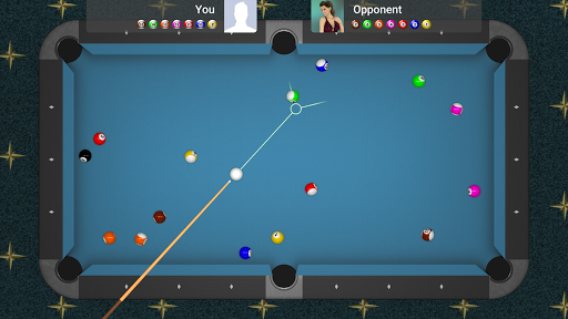 Pool Online - 8 Ball, 9 Ball apklade screenshots 1