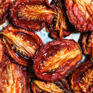 Oven-Dried Tomatoes.