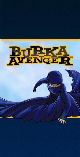Capturas de pantalla de Burka Avenger 1