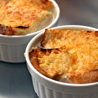 Quick, Light French Onion Soup.