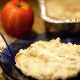 Blue Cheese & Roasted Apple Mashed Potatoes