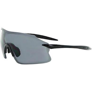 Optic Nerve Fixie PRO Sunglasses: Shiny Black with Smoke Lens