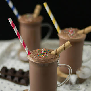 Cold Desserts With Milk Recipes.