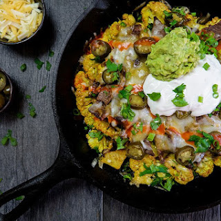 Nacho Steak Skillet.