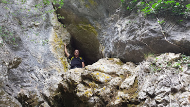 """Photo: Entrada """"Cueva nacimiento de la Celadilla"""""""