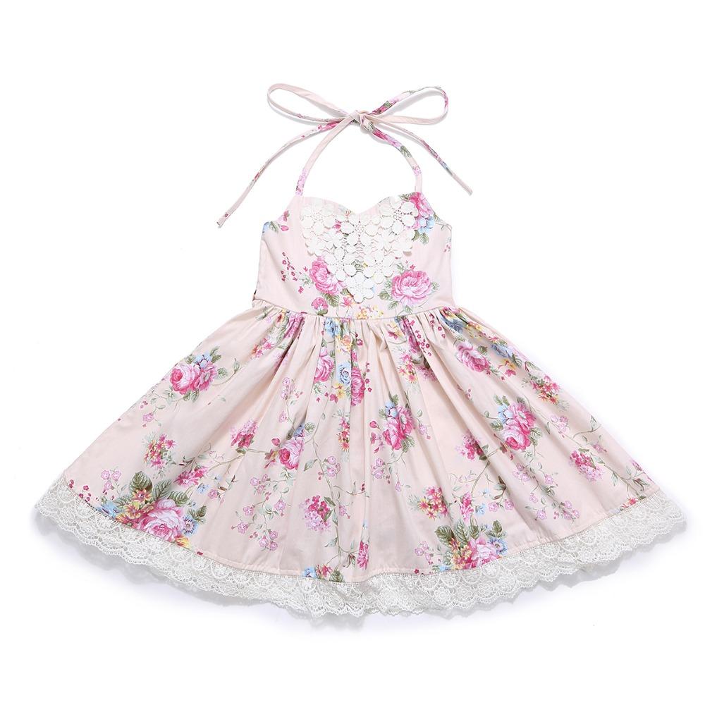Sukienki dziewczęce na lato