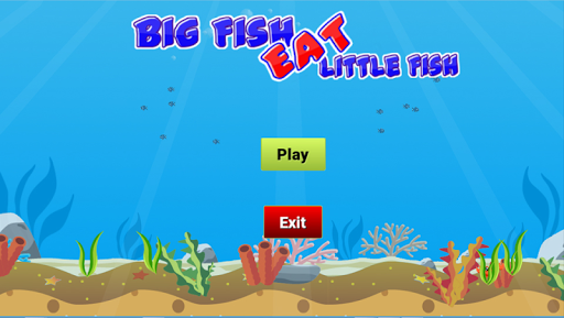Big Fish Eat Little Fish