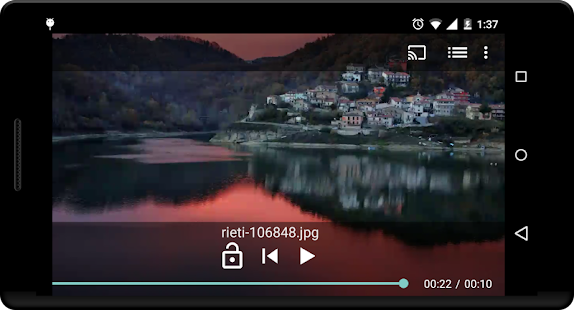 Flash Cast  (Chromecast & VLC)- screenshot thumbnail