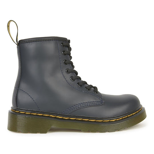 Dr. Martens Leather Ankle Kängor Stl, 22